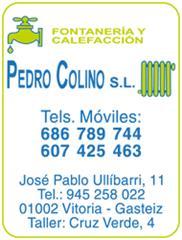 PEDRO COLINO FONTANERIA Y CALEFACCION