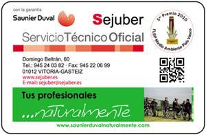 SAUNIER DUVAL SEJUBER, S.L.