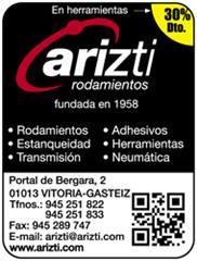 RODAMIENTOS ARIZTI, S.L.