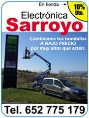 ELECTRONICA SARROYO