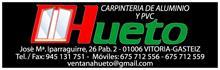 CARPINTERIA METALICA HUETO, S.L.L.