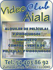 VIDEO CLUB AIALA