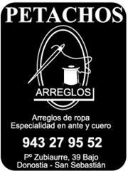 ARREGLOS PETACHOS