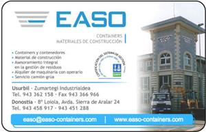 CONTAINERS EASO