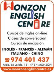 MONZON ENGLISH CENTRE