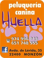 PELUQUERIA CANINA HUELLA