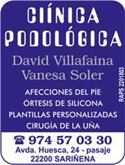 PODOLOGOS VILLAFAINA SOLER