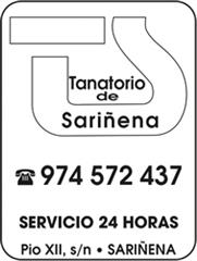 TANATORIO SARIÑENA