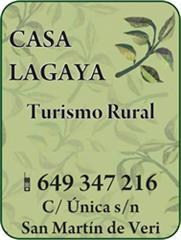 CASA RURAL LAGAYA