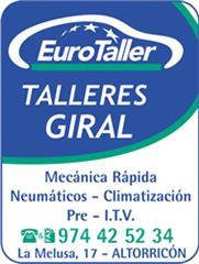 TALLERES GIRAL ALTORRICON