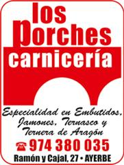 CARNICERIA LOS PORCHES