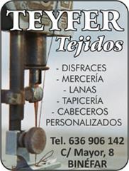 TEYFER TEJIDOS