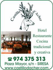 HOTEL RESTAURANTE CASTILLO D´ACHER