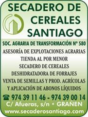 SECADERO DE CEREALES SANTIAGO