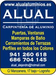 ALUAL CARPINTERIA ALUMINIO
