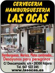 HAMBURGUESERIA LAS OCAS