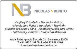 NICOLAS BENITO