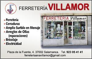 FERRETERIA VILLAMOR