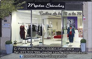 Mertxe Sanchez El Callejero