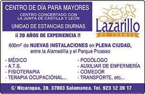 Lazarillo de Tormes Centro de Día para mayores