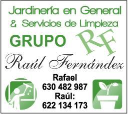 JARDINERIA RAUL LIMPIEZAS