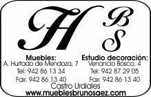 MUEBLES HIJO DE BRUNO SAEZ