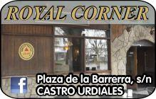 CAFETERIA ROYAL CORNER