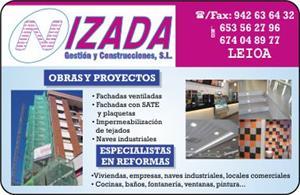 NIZADA GESTIONES Y CONSTRUCCIONES