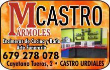 MARMOLES CASTRO