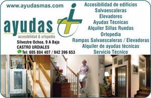 AYUDAS +