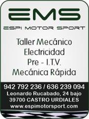 EMS ESPI MOTOR SPORT