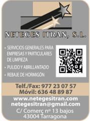 NETEGES ITRAN