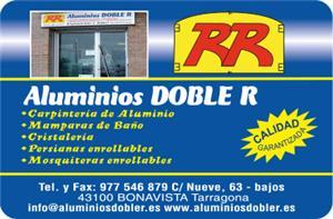 ALUMINIOS DOBLE R