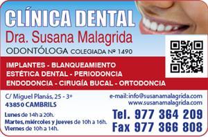 Clinica dental dra susana malagrida el callejero - Clinica dental segovia ...