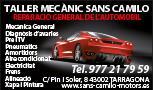 TALLER MECÀNIC SANS CAMILO