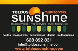 TOLDOS SUNSHINE