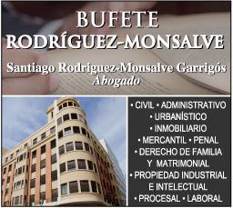 BUFETE RODRÍGUEZ-MONSALVE