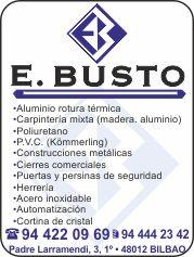 E. BUSTO