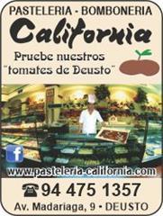 PASTELERIA CALIFORNIA