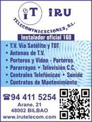 IRU TELECOMUNICACIONES