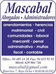 MASCABAL ABOGADOS ADMINISTRADORES