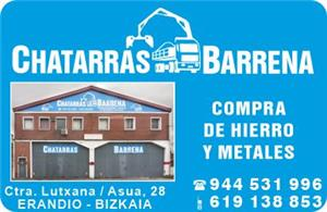CHATARRAS BARRENA