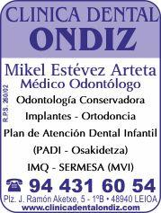 CLINICA DENTAL ONDIZ