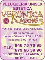 VERONICA MECHAS