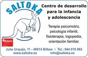 SALTOKA CENTRO DE ATENCION TEMPRANA