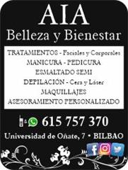 AIA BELLEZA Y BIENESTAR