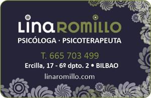 LINA ROMILLO PSICOLOGA