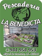 PESCADERIA LA BENEDICTA