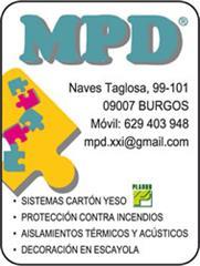 M.P.D. INTERIORISMO Y CONSTRUCCION SIGLO XXI