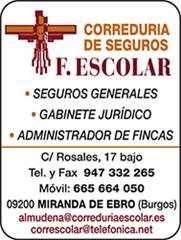 CORREDURIA DE SEGUROS F. ESCOLAR